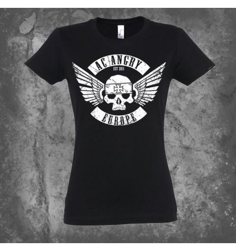 Flying skull    Lady...
